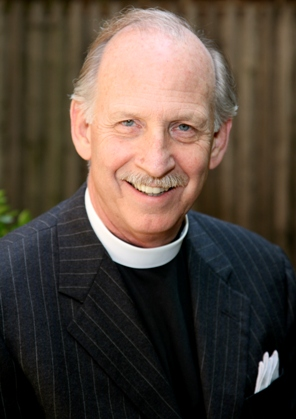 Rev Canon Andrew JW Mulllins