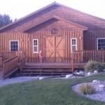 Smitty's Barn Outside
